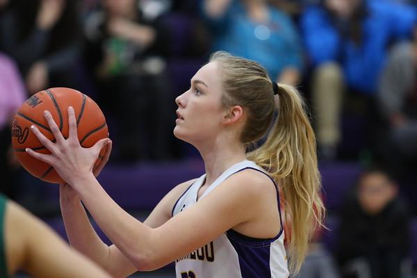 Basketball Girls JV vs Hackett - KCHS 2/21/19