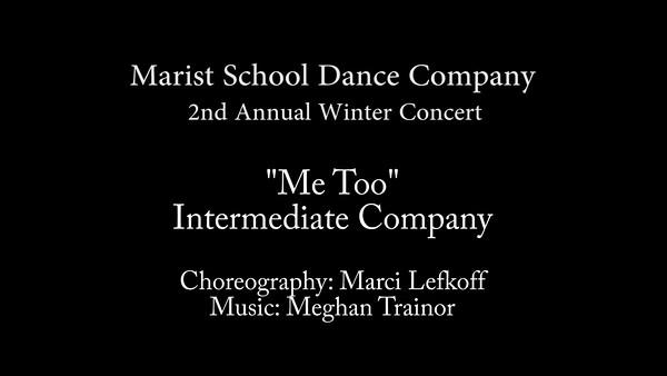 Me Too by Intermediate Company - Marist 2016.mp4