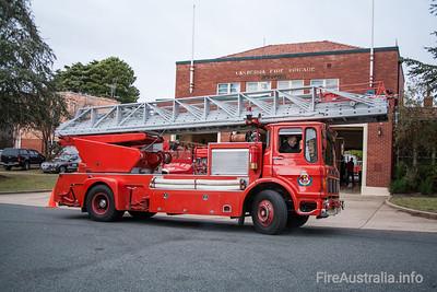 ACT Fire Service Centenary Celebrations, 2013