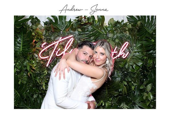 6.8.2019 - Andrew & Jenna's Wedding