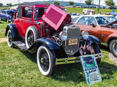 Williams Grove Car Show 08-25-13