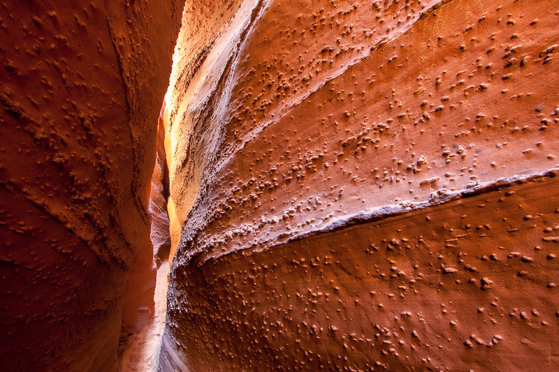 Slot Canyon Walls