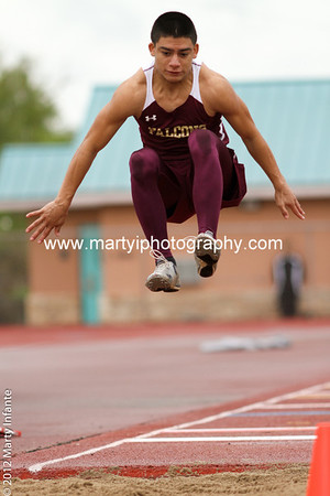 High School Track and Field 2012