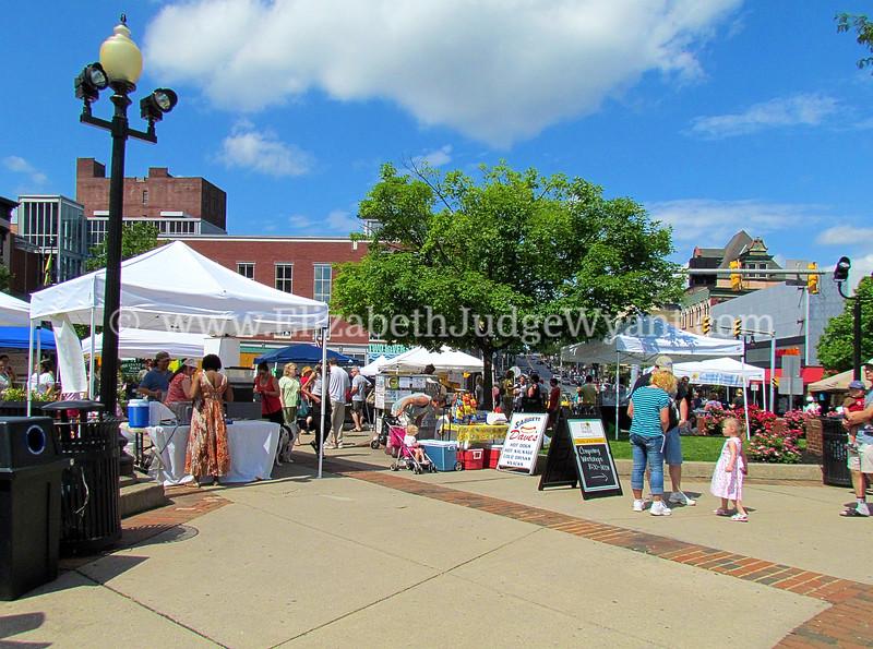 Easton Farmers Market, Easton, PA 5/28/2011