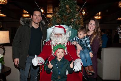 2019-12-20 Woodloch Santa
