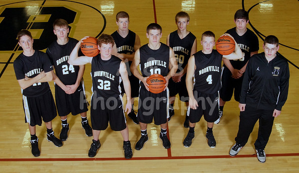 BHS Boys Basketball 2013-2014