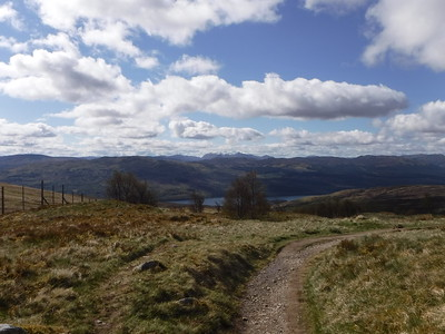 Ben Lawers and Beinn Ghlas 11 May 2019