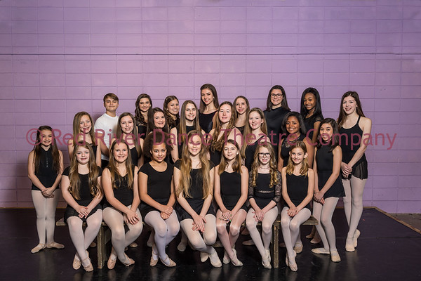 2018 Red River Dance Theatre Company