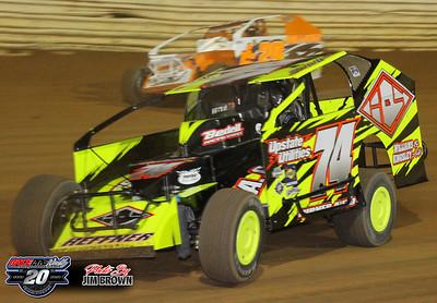 Short Track Super Series - Port Royal Speedway - 10/16/20 - Jim Brown
