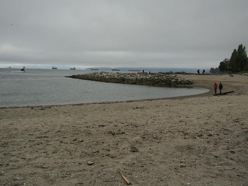 Oct. 19/13 - English Bay, Vancouver