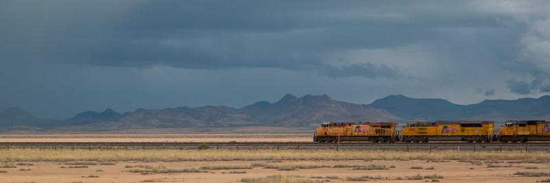 Arizona Train