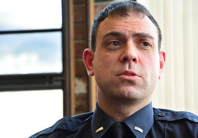 Jason Wood named new North Adams Police Chief  - 041119