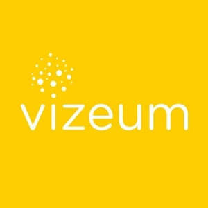 Vizeum logo (photo credit: Twitter)