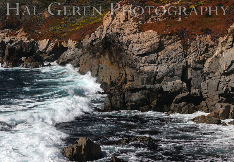 Garrapata Creek Headlands Big Sur, California 1206BS-V4