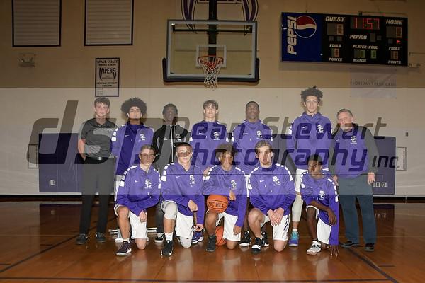 Boys Varsity Basketball 1.10.19