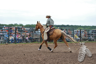 Roughrider Rodeo- Fort Totten Performance