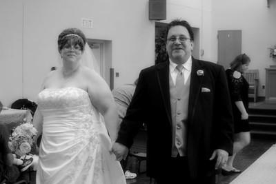 Lisa & George's Wedding