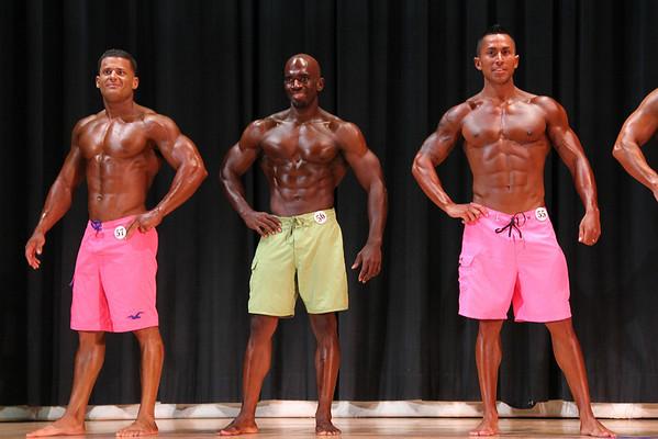 Mid Florida Classic Men's Physique Prejudging