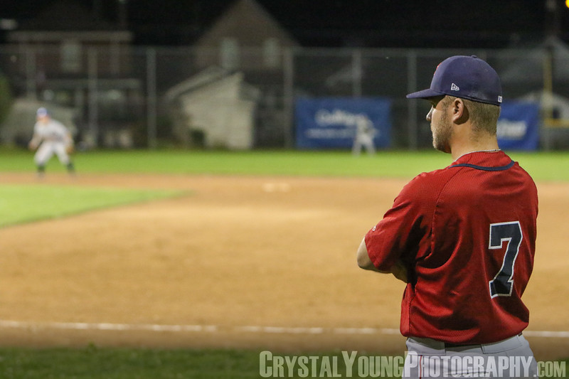 Toronto Maple Leafs at Brantford Red Sox July 25, 2017