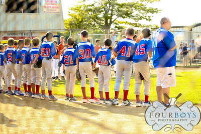 2016 RVCLL 10U Williamsport - Game 2 vs ER