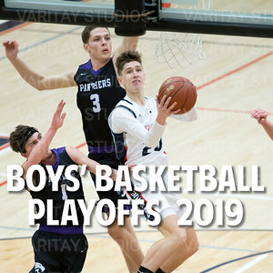 Boys Basketball Playoffs