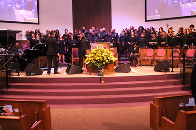 Pastor Cosby's 15th Pastoral Anniversary Concert