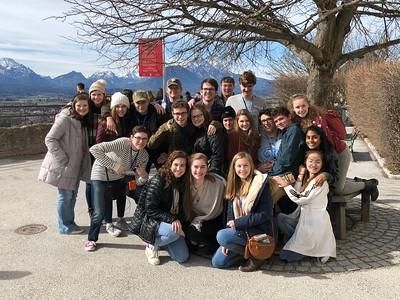 Spring Break Choir Trip to Germany & Austria