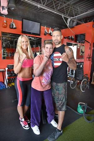 Samantha @ Uppercut Fitness