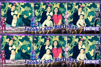 Jacob's 5th Birthday