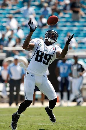 Jaguars v. Titans