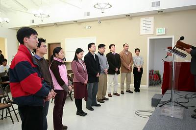 Mandarin Installation 2006