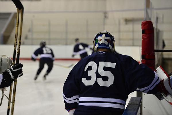Brad Fox Memorial Hockey Game 2012