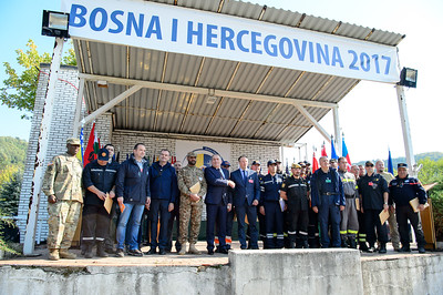 09 -  Closing ceremony (Base of Operations, 29 Sept)