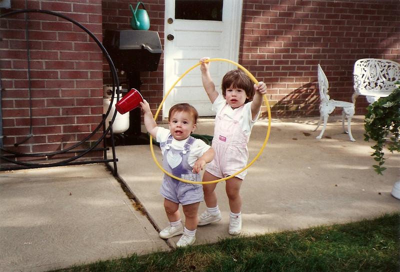 Kelly &  Mandy    7/90
