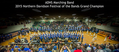 Northern Davidson Fesitval of the Bands