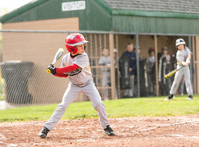 Millcreek vs Olympus Youth Baseball