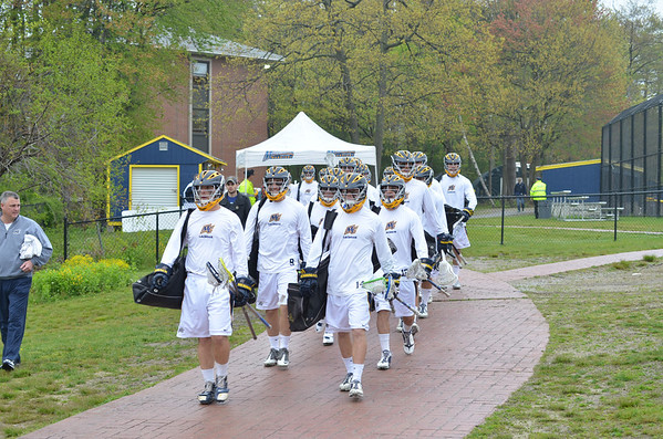 Adelphi - Pregame,warm-ups, half-time, post-game
