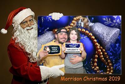Morrison School Christmas 12/19/2019