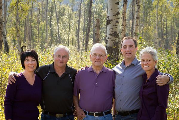 Jasper Family Photos