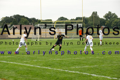 Hutch Boys Soccer vs Jordan