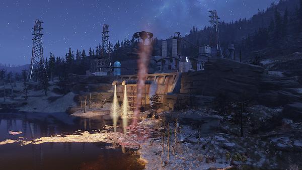 Fallout 76 Dams