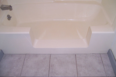 Fiberglass #A2 - BathTub Conversion to Shower ... Custom Built.