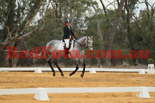 2012 05 05 Moora Horse Trials Dressage 2-07 till 2-27 and 3-12 till finish