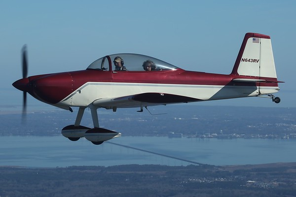 2009 Vans RV-8, Norfolk, 21Jan18