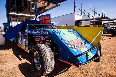 2013-4-6 West Siloam Speedway