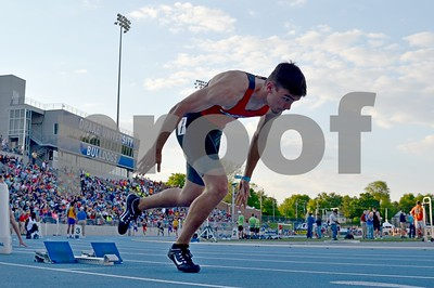 2015 Thursday 1A & 4A State Track and Field