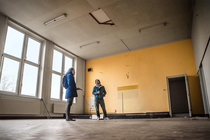 David Pijpaert voormalige Stad & Esch Zuideinde