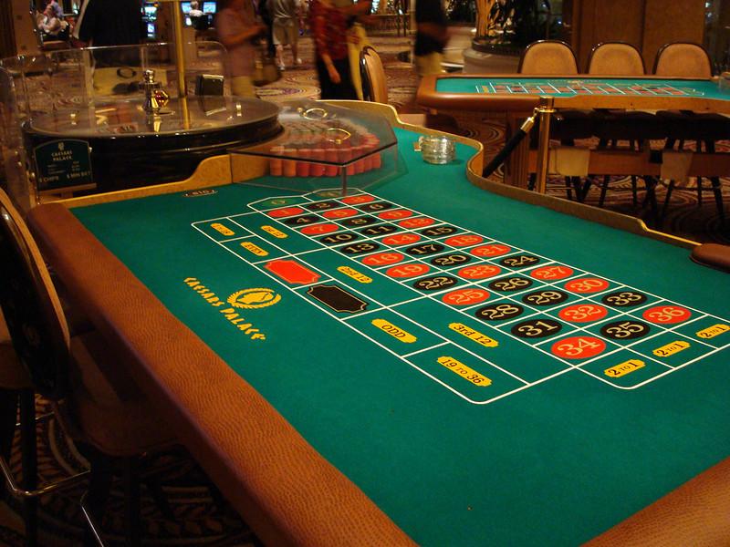 Empty Caesar Roulette
