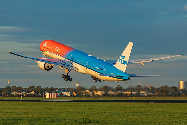 Amsterdam Schiphol Airport - 2019