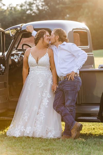 Zack & Kendra Wedding